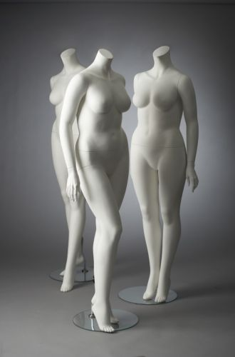 Curvaceous Realistic Headless