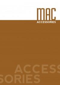 MAC Accessories brochure cover