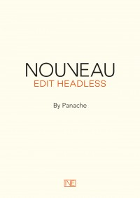 Nouveau Edit headless cover