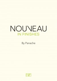 Nouveau in Finishes cover